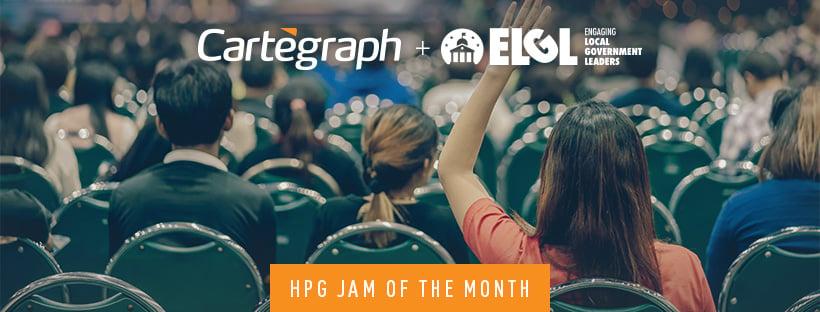 Cartegraph + ELGL HPG Jam of the Month - Public Participation Blog Post (Colorado Springs, CO)