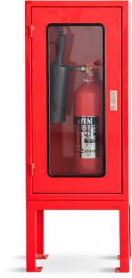 Life safety asset management (fire extinguisher)