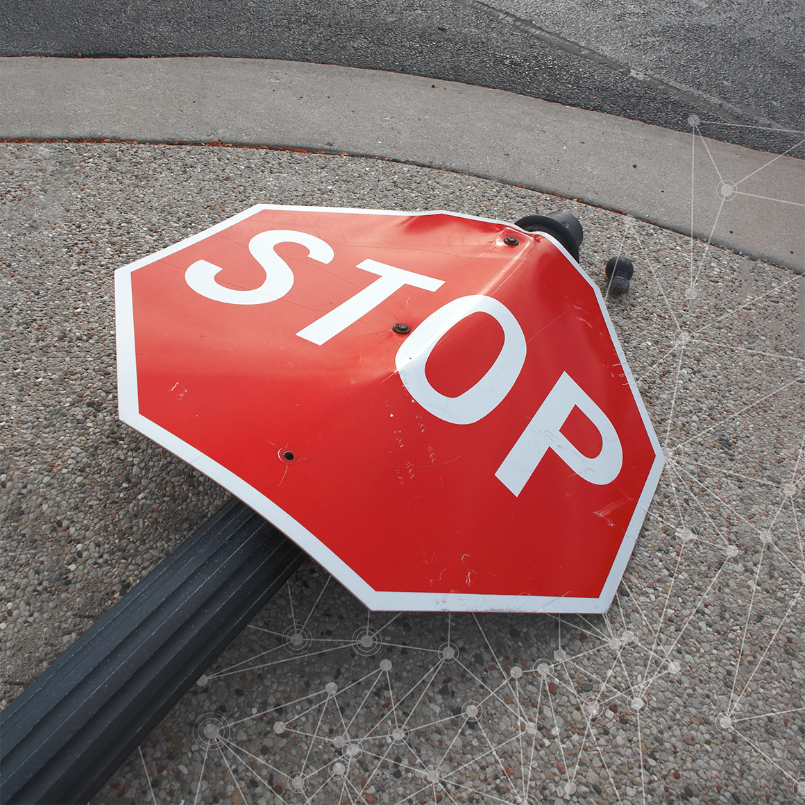 traffic and road sign management software