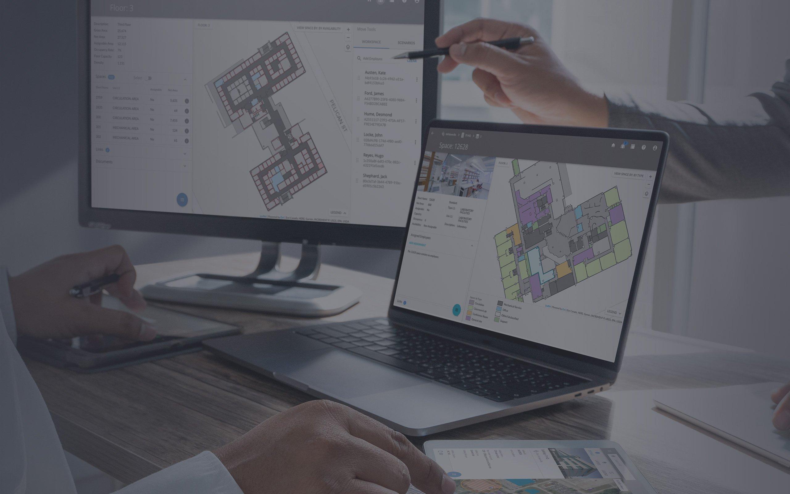 Cartegraph facilities management software