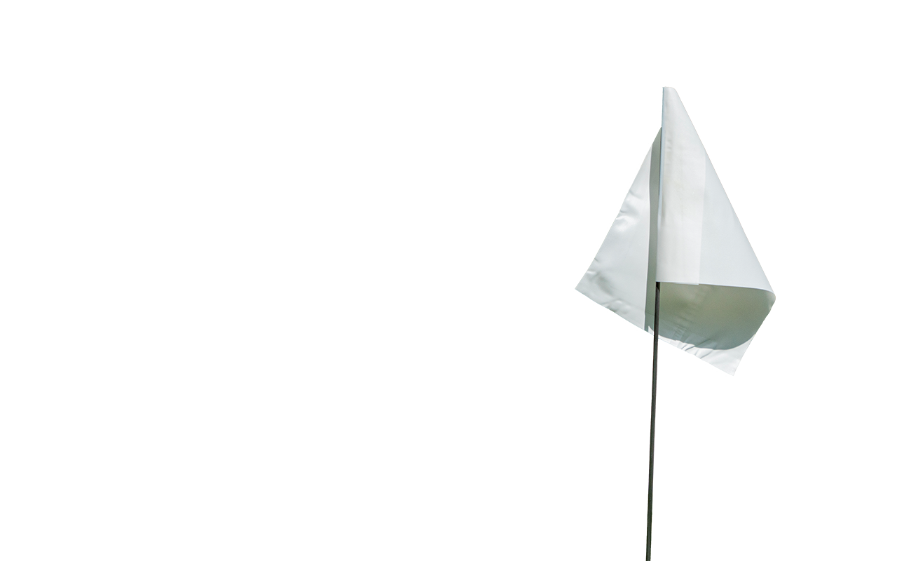 Premarking flag