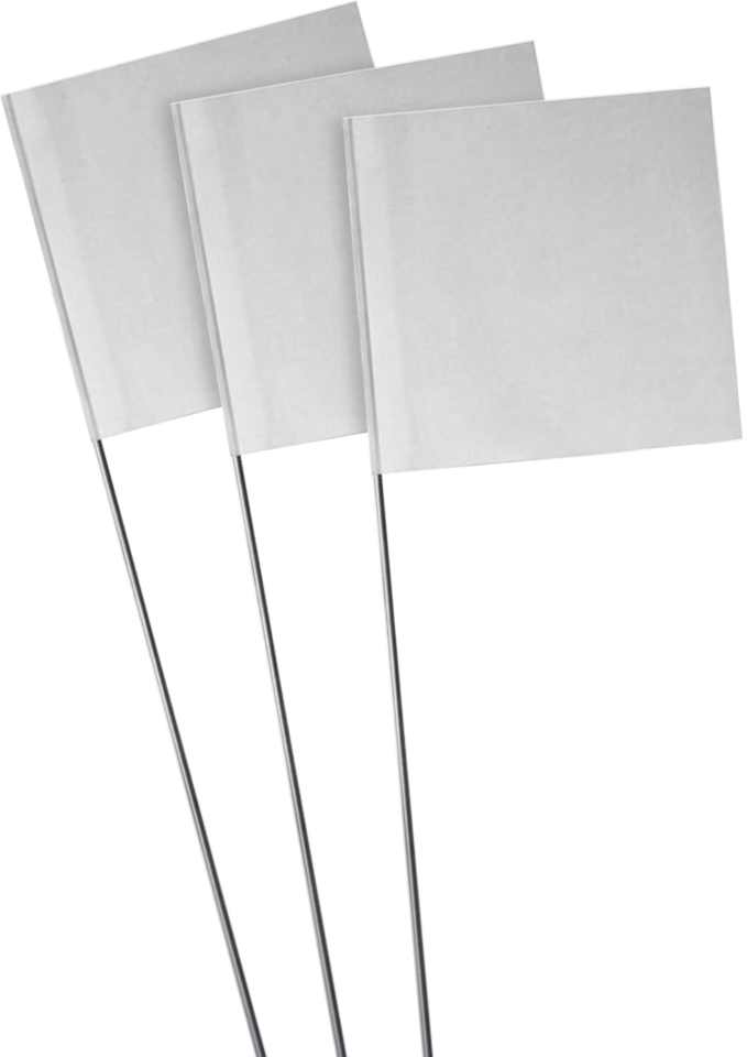 Pre-marking flags