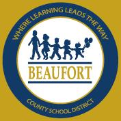 Beaufort County School District logo