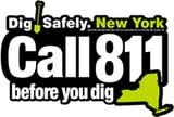 Dig Safely New York logo