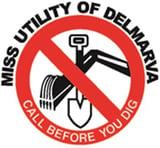 Miss Utility of Delmarva logo