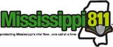 Mississippi 811 logo