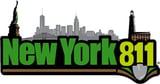 New York 811 logo