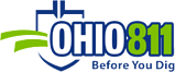 Ohio 811 logo