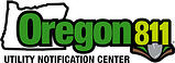 Oregon Utility Notification Center logo