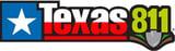 Texas 811 logo