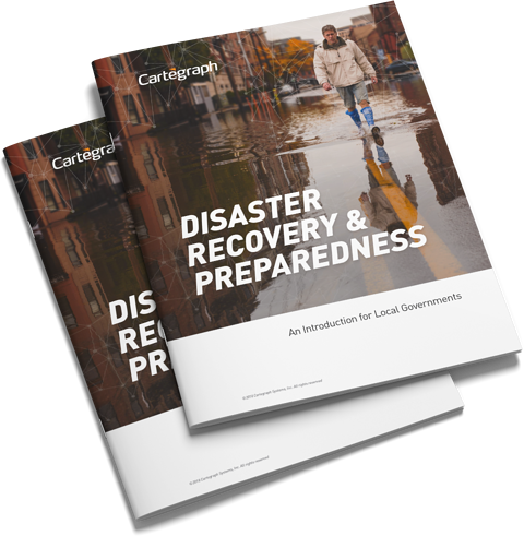 Disaster Recovery and Preparedness: An Introduction for Local Governments white paper cover