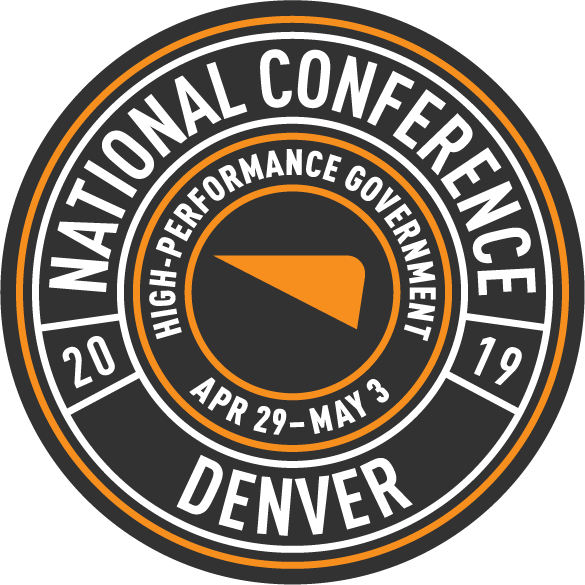 2019 Cartegraph National Conference | April 29-May 3, Denver, CO | High-Performance Government