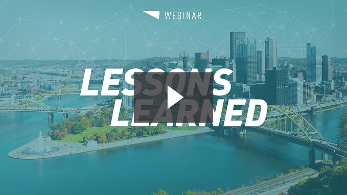 Lessons Learned Video Thumbnail