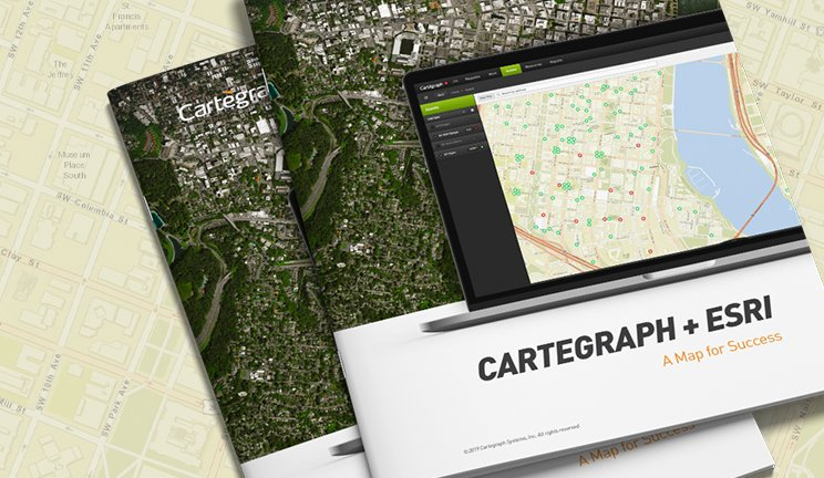 Cartegraph + Esri: A Map for Success Guide